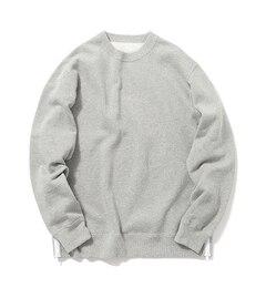 【ビームス メン/BEAMS MEN】 【WEB限定】BEAMS / NEW STANDARD サイドオープン スウェットシャツ [送料無料]