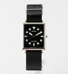 SEIKO × BEAMS / DIVER フォントスクエア【ビームス メン/BEAMS MEN 腕時計】