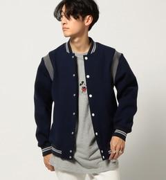【ビームス メン/BEAMS MEN】 ダブルニット スタジャン [送料無料]