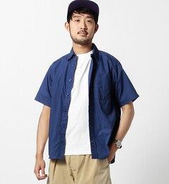 【ビームスメン/BEAMSMEN】【予約】BEAMS/ルーズフィットカラーブロードシャツ[送料無料]