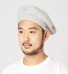 【ビームス メン/BEAMS MEN】 CHUMS × BEAMS / 別注 ハローベレー帽 [送料無料]