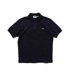 【ビームスメン/BEAMSMEN】【予約】LACOSTE×BEAMS/別注コットンピケポロシャツ[送料無料]