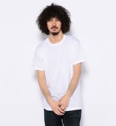 <アイルミネ> Hanes × BEAMS / 別注 赤ラベル パックTシャツ(3枚組)画像
