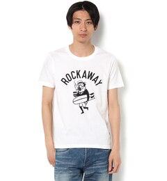 【ビームスメン/BEAMSMEN】fLAnsisCA×BEAMS/別注プリントTシャツ?[送料無料]