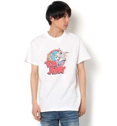 【ビームスメン/BEAMSMEN】TOM&JERRY×BEAMS/別注Tシャツ[送料無料]