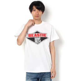 【ビームスメン/BEAMSMEN】BEASTIEBOYS×BEAMS/別注ShortSleeveTee[送料無料]