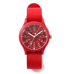 カラー ミリタリー ウォッチ【ビームス メン/BEAMS MEN 腕時計】