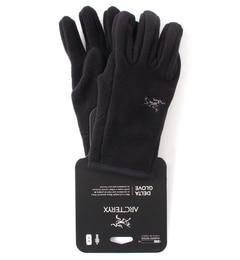 ARC'TERYX / Delta Glove【ビームス メン/BEAMS MEN メンズ 手袋 BLACK ルミネ LUMINE】