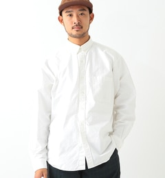 【ビームス メン/BEAMS MEN】 BEAMS / ヘビーオックスフォード イージーフィット ボタンダウンシャツ [送料無料]