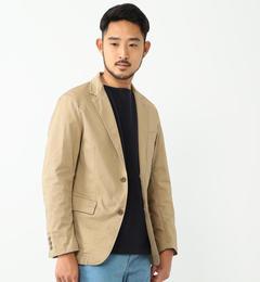 <アイルミネ> ビームス メン厳選 BEAMS / ストレッチチノ 2Bジャケット [送料無料]画像