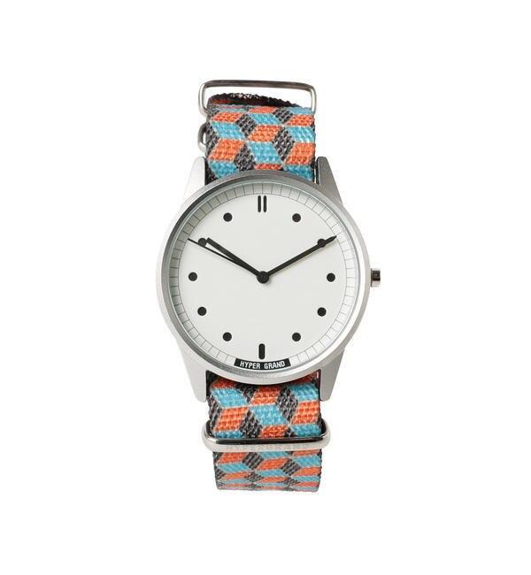 HYPERGRAND / 01 NATO Watch【ビームス メン/BEAMS MEN レディス, メンズ 腕時計 Rubicon ルミネ LUMINE】