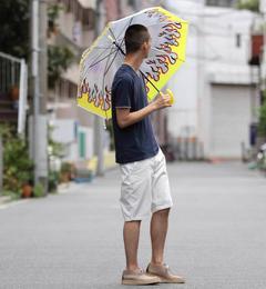 <アイルミネ> ビームス メン厳選 SALLIES / ビニール傘 [3000円(税込)以上で送料無料]画像