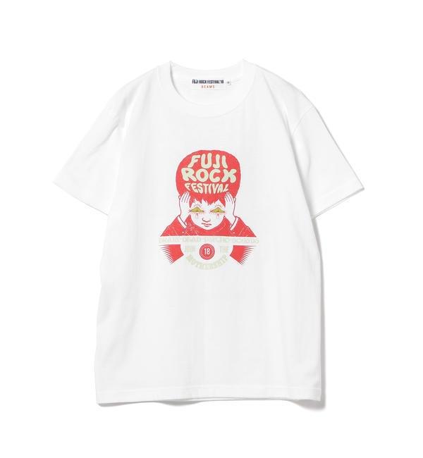 【ビームス メン/BEAMS MEN】 FUJI ROCK FESTIVAL'18 × BEAMS / BRAIN DEAD Tシャツ [送料無料]