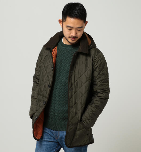 【ビームス メン/BEAMS MEN】 【WEB限定】Traditional Weatherwear × BEAMS / 別注 Waverly 18AW