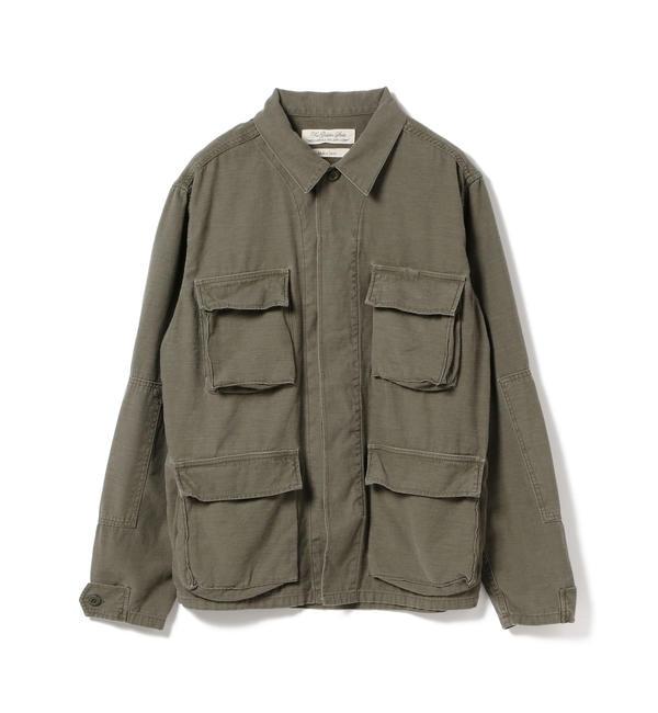 モテ系メンズファッション|【ビームス メン/BEAMS MEN】 REMI RELIEF × BEAMS PLUS / 別注 ミリタリー シャツ ジャケット