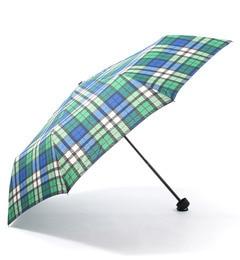 【シップス/SHIPS】 DERBY: チェック柄 折りたたみ傘 [3000円(税込)以上で送料無料]
