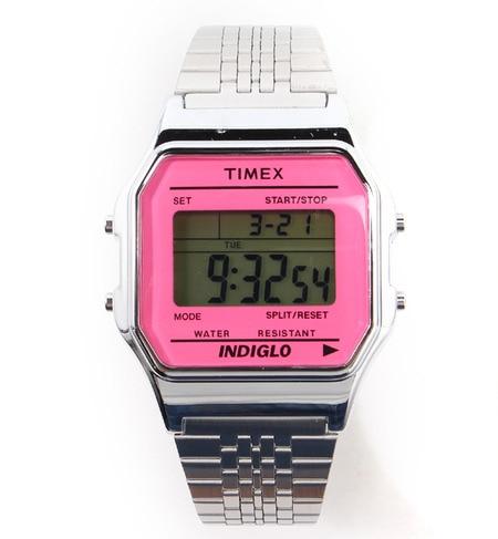 【シップス/SHIPS】 TIMEX:80 METAL BAND [送料無料]