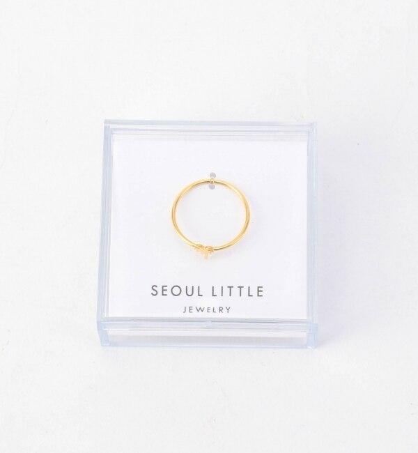 【シップス/SHIPS】 Seoul Little: パームツリーリング [送料無料]