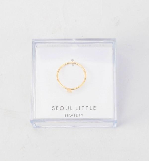 【シップス/SHIPS】 Seoul Little: パイナップルリング [送料無料]