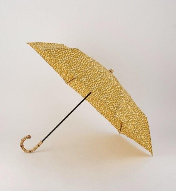 【シップス/SHIPS】 LIBERTYプリント晴雨傘 折りたたみ [送料無料]