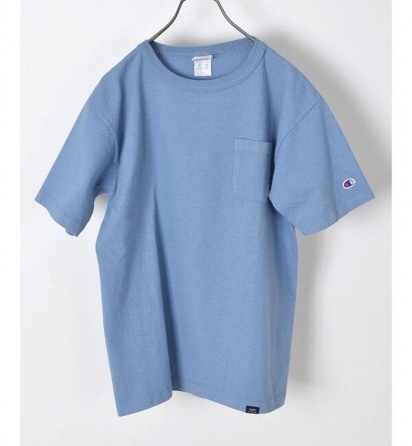 【シップス/SHIPS】 Champion×SHIPS: T1011別注 Tシャツ MADE IN USA□ [送料無料]