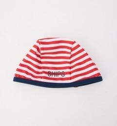 【シップス/SHIPS】 SHIPS KIDS:ボーダー スイムキャップ 16SS [3000円(税込)以上で送料無料]