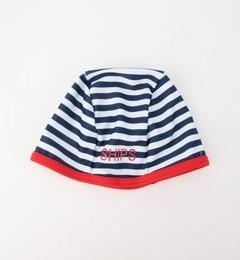 【シップス/SHIPS】 SHIPS KIDS:ボーダー スイムキャップ 16SS [送料無料]