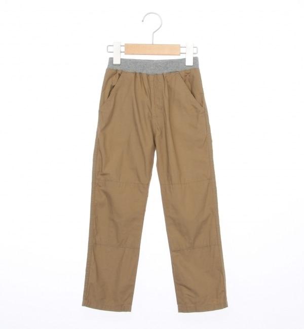 【シップス/SHIPS】 SHIPS KIDS:ワーク フルシャーリング パンツ(100?130cm) [送料無料]