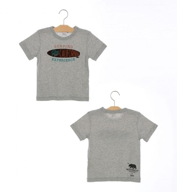 【シップス/SHIPS】 ONE CALIFORNIA DAY:TEEシャツ(100?130cm) [3000円(税込)以上で送料無料]