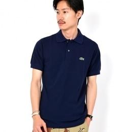 【シップス/SHIPS】LACOSTE:【L1212】ポロシャツ[送料無料]