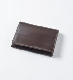 【シップス/SHIPS】 SD: 【ブライドルレザー】 カードケース(名刺入れ) [送料無料]