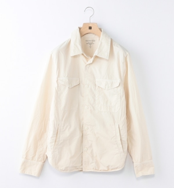 【シップス/SHIPS】 SAVE KHAKI: シャツ ジャケット [送料無料]