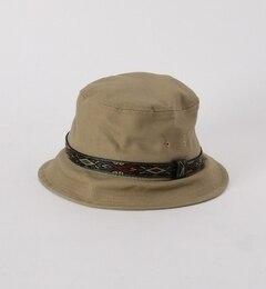 【シップス/SHIPS】 NEW ENGLAND CAP: テープバケットハット [3000円(税込)以上で送料無料]