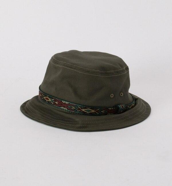 【シップス/SHIPS】 NEW ENGLAND CAP: テープバケットハット [送料無料]