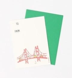 【シップス/SHIPS】 R.NICHOLS: ホリデイ メッセージカード(ミニ) [3000円(税込)以上で送料無料]
