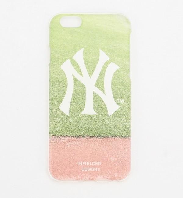 【シップス/SHIPS】 INFEILDER DESIGN: 【MLB】 iPhoneケース [3000円(税込)以上で送料無料]