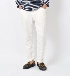 【シップス/SHIPS】 Days: ジャージー デニム 5ポケット パンツ [送料無料]