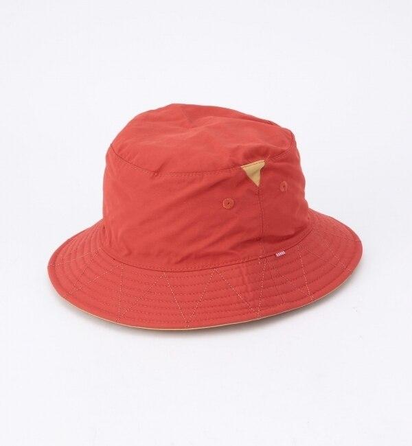 【シップス/SHIPS】 HERSCHEL: LAKE HAT 16ss バケットハット 【オレンジ】 [送料無料]
