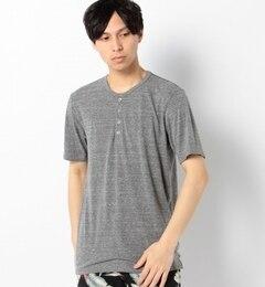 【シップス/SHIPS】 GOODLIFE: ヘンリーネックTシャツ [送料無料]