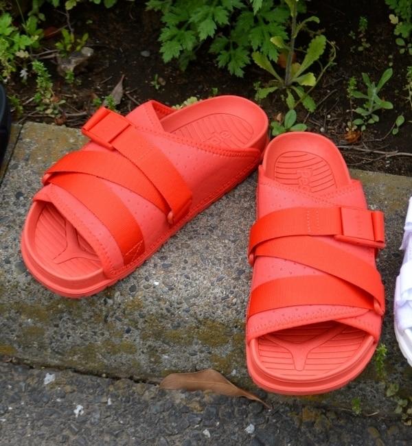 【シップス/SHIPS】 PEOPLE FOOTWEAR: LENNON CHILLER スポーツストラップサンダル [送料無料]