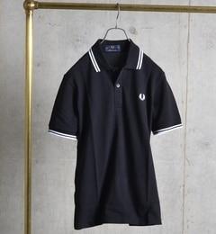 【シップス/SHIPS】FREDPERRY:英国製/ポロシャツ[送料無料]