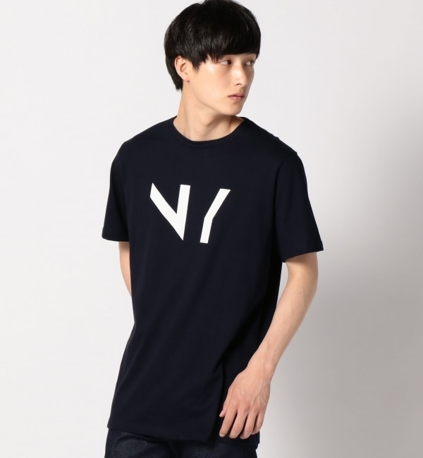 【シップス/SHIPS】 EXPANSION×SHIPS GENERAL SUPPLY: SPC NY Tシャツ [送料無料]