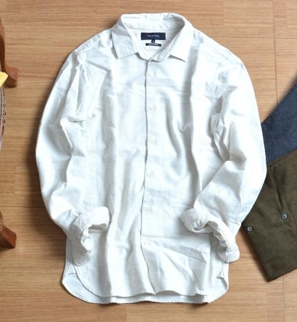 【シップス/SHIPS】 SHIPS JET BLUE: コンフォートシャツ [送料無料]