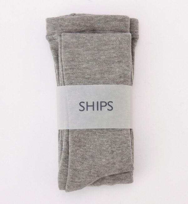 【シップス/SHIPS】 SHIPS KIDS:ベーシック カラー タイツ