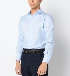 【シップス/SHIPS】 SD: ALBINI社製 オックスフォード生地 ホリゾンタルカラーシャツ [送料無料]