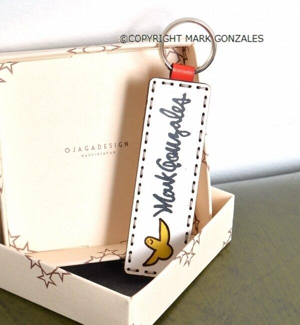 【シップス/SHIPS】 OJAGA DESING×Mark Gonzales: エンジェル リングキーホルダー [送料無料]