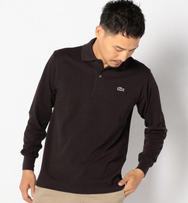 【シップス/SHIPS】 LACOSTE: 【L1312A】 ポロシャツ [送料無料]