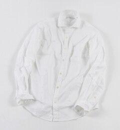 【シップス/SHIPS】SC:17SSドビー織りロンドンストライプセミワイドカラーシャツ[送料無料]