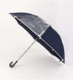 <アイルミネ> SHIPS KIDS:長傘【一面透明仕様】 [送料無料]画像