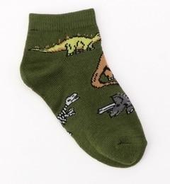 【シップス/SHIPS】 Jefferies Socks:ダイナソー ローカット ソックス [3000円(税込)以上で送料無料]